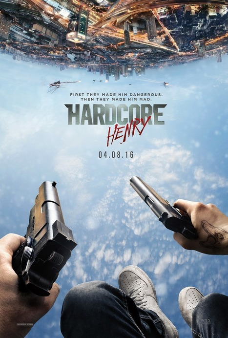 Final trailer released for point-of-view shooter film 'Hardcore Henry' | Transmedia Storytelling meets Tourism | Scoop.it