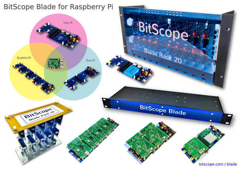 Raspberry Pi gets a Blade! | Raspberry Pi | Scoop.it