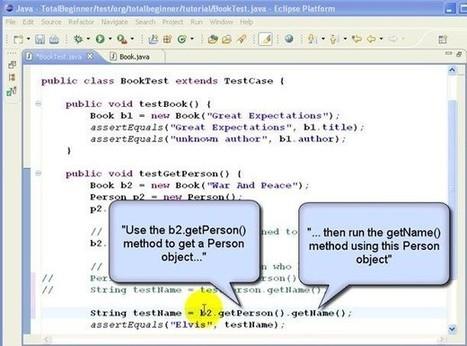 Eclipse and Java Video Tutorials | Free Tutorials in EN, FR, DE | Scoop.it