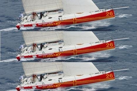 Offrez-vous l'Atlantique à bord d'un voilier de la Route du Rhum – Nautisme info | Cap West dans les médias | Scoop.it