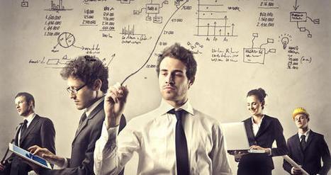 L'intensité d'utilisation des TIC influe sur la capacité d'une entreprise à innover | L'Atelier: Disruptive innovation | Web 2.0 cyril | Scoop.it