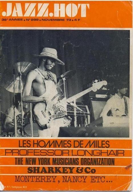Michael Henderson dans Jazz Hot (1973) | DispatchBox | Scoop.it