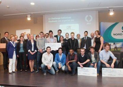 Le Challenge Initiatives Etudiants du Crédit Agricole Nord de France : donner envie d'entreprendre | Concours développement durable | Scoop.it