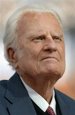 Do You Think God Gives Some People A Glimpse of Heaven Before They Die? Billy Graham's Answer | Troy West's Radio Show Prep | Scoop.it