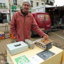 Didier Chevée, éleveur et producteur d'œufs, vend sa production à Nogent et Margon   L'actualité économique du Perche   Scoop.it