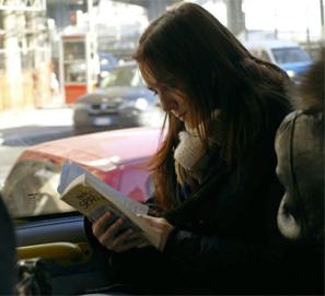 Zaragoza Lee: los libros que viajan en el autobús - Estandarte | Education 2.0 | Scoop.it