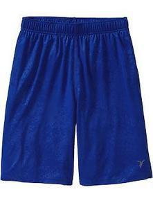 """Men's Active by Old Navy Embossed-Tricot Shorts (9"""")   Old Navy   fashion   Scoop.it"""