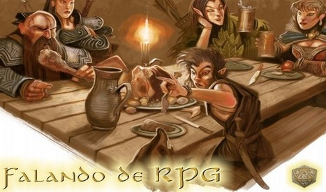 FALANDO DE RPG: Você Sabe o que é Fantasia Científica ? Parte 1 | Litteris | Scoop.it