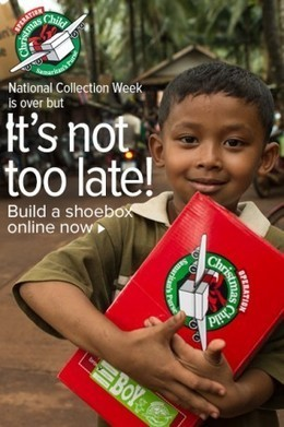 Operation Christmas Child From Samaritans Purse International