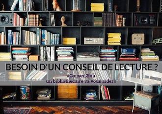 Besoin d'un conseil de lecture ? Votre bibliothécaire vous répond sur Twitter | Bibliothèques et web social | Scoop.it
