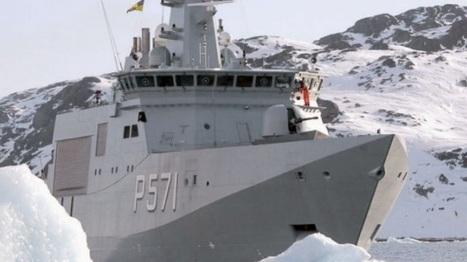 Le Danemark passe commande d'un 3ème patrouilleur arctique type Knud Rasmussen   ExMergere   Scoop.it