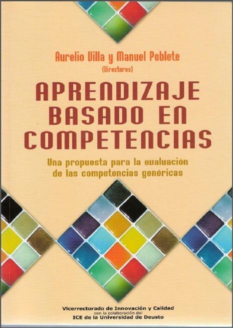 Libro: Aprendizaje basado en Competencias | Libros y bibliotecas | Scoop.it