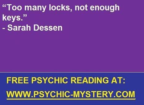 psychic reading life is too short quotes   Free Psychic Reading   free psychic reading and horoscopes 4u   Scoop.it