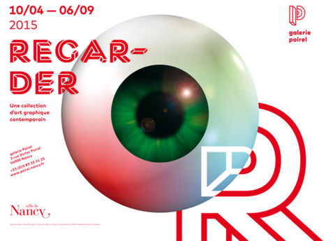 Galerie Poirel | Regarder - Look, a collection of contemporary graphic art | design exhibitions | Scoop.it