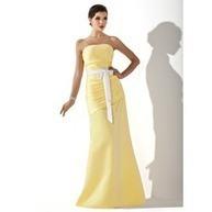 [US$ 114.99] Princesový Bez ramínek Délka na zem Satin Šaty pro družičku S Volán Šerpy (007004146)   Fashion   Scoop.it