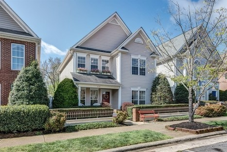 Charming Charleston Style Cottage in Indian Trail! - 6109 Creft Circle, Indian Trail, NC 28079 | Charlotte NC Real Estate | Scoop.it