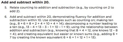 Is Common-Core Math Leading to More Memorization Than Intended? | Mathematics,Science Resources And News | Scoop.it