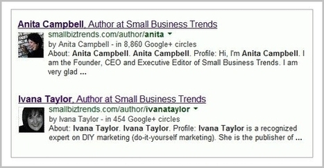 Google Is Removing Profile Photos from Search Results - Small Business Trends | Social Mediology | Scoop.it