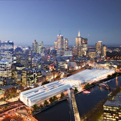 Herzog & de Meuron and Hassell win Melbourne station competition | Architecture and Architectural Jobs | Scoop.it