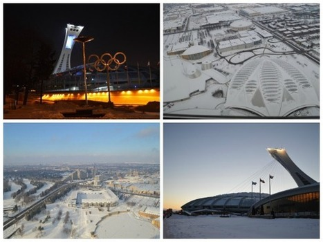 Olympic Stadium, Montreal- Enjoy Panoramic View of Montreal | Travel Tips | Scoop.it