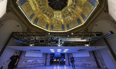 Rem Koolhaas blows the ceiling off the Venice Architecture Biennale | The Nomad | Scoop.it