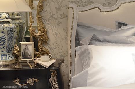 Ralph Lauren Bedroom - Light and Feminine | Best of Interior Design | Scoop.it