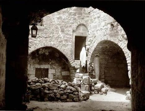 Houses in ancient Palestine | Occupations in Biblical Times | Scoop.it