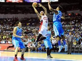 PBA: Ginebra refuses to die, forces Game 7 against San Mig | Philippine Basketball Association at its finest | Scoop.it