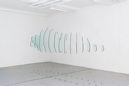 """A cloud of glass"" by Pierre Malphettes | Art Installations, Sculpture, Contemporary Art | Scoop.it"