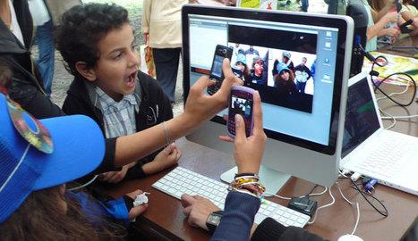 Éducation POPULAIRE et culture numérique/Usages des TIC, arts numériques et culture multimédia-Public Digital Art | Machines Pensantes | Scoop.it