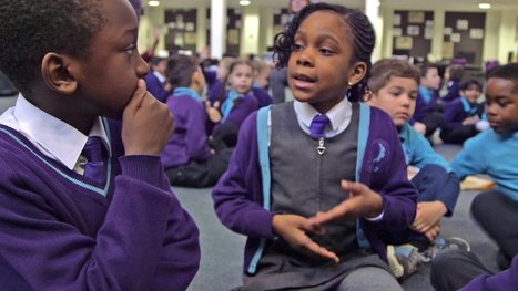 Oracy: The Literacy of the Spoken Word | School Library Advocacy | Scoop.it