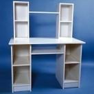 Fabriquer un bureau-bibliothèque pour enfant   Maisonbrico.com   Conseils Bricolages   Scoop.it