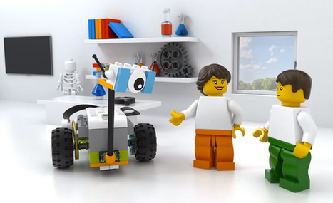 Robotique et Wedo 2.0 - | Les TIC : des outils et des pratiques pédagogiques | Scoop.it
