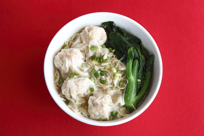 Authentic Chinese Wonton Soup   Victoria Haneveer   New Zealand Chinese Family History   Scoop.it