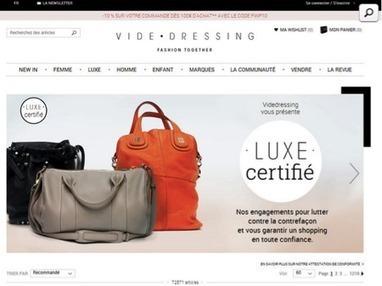Comment Videdressing.com est devenu numéro 1 de la revente en ligne de vêtements d'occasion ? | Projet | Scoop.it