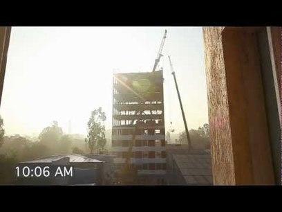 En Inde, on construit une tour de dix étages en 48heures - Rue89 | Immobilier | Scoop.it