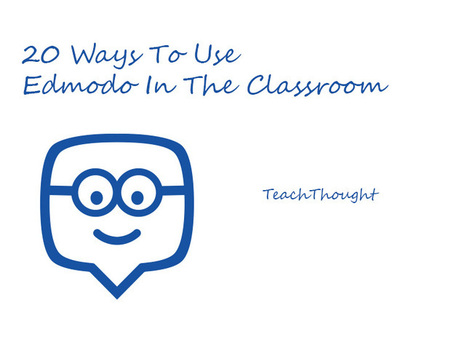20 Ways To Use Edmodo In The Classroom | Science Education | Scoop.it