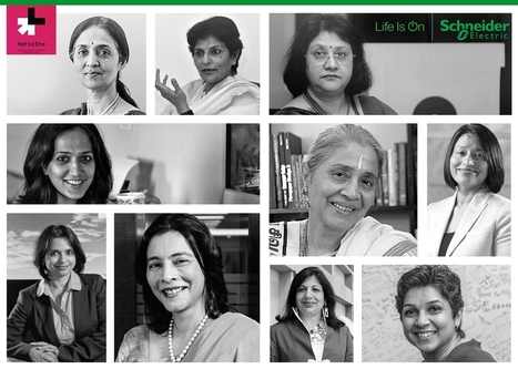 These women are ruling the corporate sector & breaking the glass ceiling   Women in Business   Scoop.it