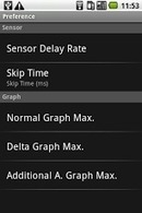 Accelerometer Log - Applications Android sur GooglePlay | Android Apps | Scoop.it