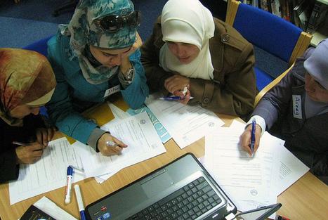 Analyzing iEARN's 'My School' project | #Jordan Workshop | iEARN in Action | Scoop.it