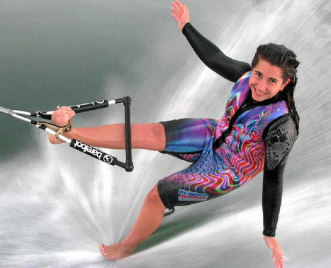 A nice article on Amelia Grech's journey to the U.S. for the barefoot waterski world championships. | Barefoot Waterski | Scoop.it