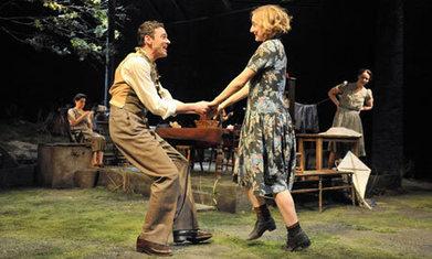Dancing at Lughnasa – review - The Guardian | Dancing at Lughnasa | Scoop.it