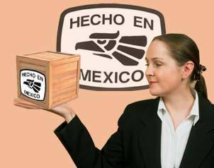 """Obtén el logotipo """"Hecho en México"""" - El Universal - PYMES   ¿De qué manera le favorece a México la participación de sus pymes dentro del comercio internacional?   Scoop.it"""