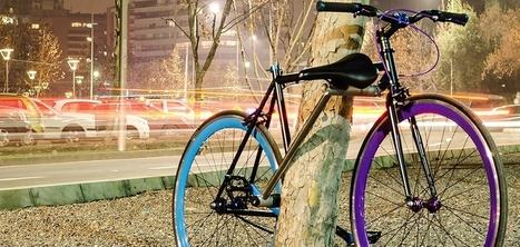 Au Chili, trois étudiants ingénieurs mettent au point un vélo impossible à voler | Vous avez dit Innovation ? | Scoop.it