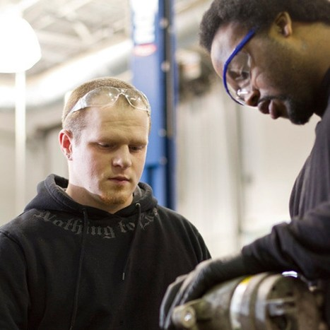 GRCC partners with other community colleges on transfer agreement for automotive technology programs   Entri   Scoop.it