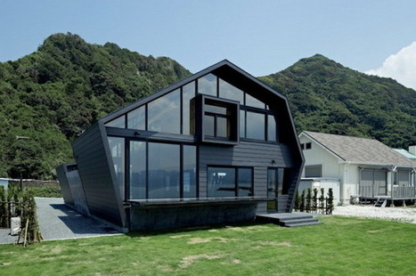 Villa SSK by Takeshi Hirobe Architects | Funofart | architecture&design | Scoop.it