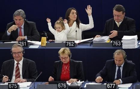 BABY-BOOM – Le bébé du Parlement européen | Merveilles - Marvels | Scoop.it