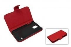 Tasche (Bookstyle) Samsung Galaxy S5 (SM-G900) red     tablet zubehör   Scoop.it