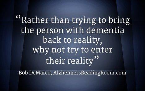 Communicating in  Alzheimer's World | Alzheimer's Dementia | Scoop.it