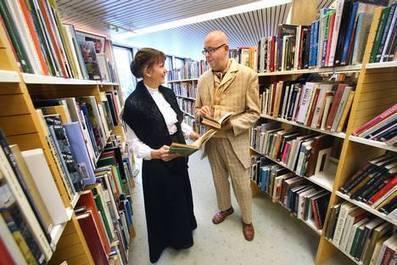 100-årsjubileet invigt | Karlstads stadsbibliotek | Scoop.it